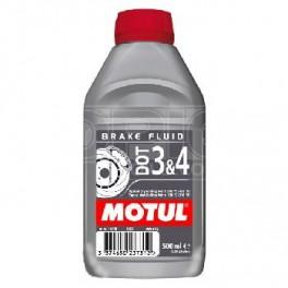 Motul Brake Fluid - DOT 3&4