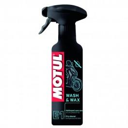 Motul Wash & Wax