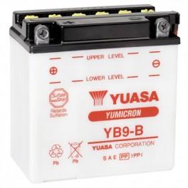 Batteria Yuasa YB9-B 12V-9 Ah