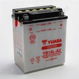Batteria YUASA YB14LA2