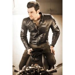 Giacca SPIDI ACE leather jacket mis. 48