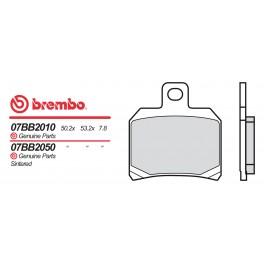 Pasticche freno Brembo cod. 07BB2035