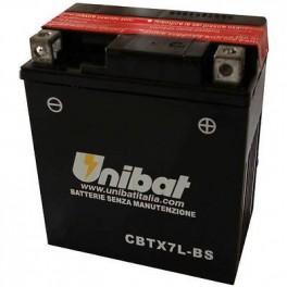 Batteria Unibat CBTX7L-BS