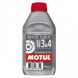Motul Brake Fluid - DOT 3&4